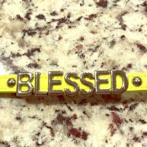 BCBG Blessed bracelet